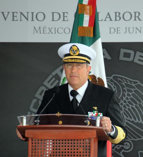 Secretario Marina