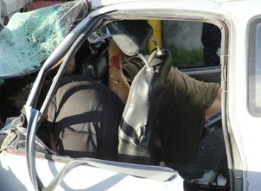 Tres fallecidos y una lesionada saldo de choque en la carretera 190 de Tlacolula