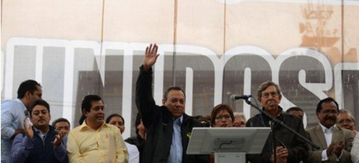 Refrenda PRD en el Edomex compromiso por defender la riqueza petrolera
