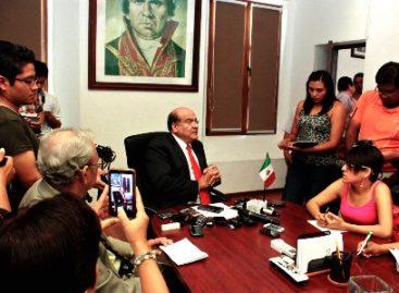 Firmara municipio de Oaxaca convenios con Sedesol y Sedatu para acceder a recursos federales: JVJ