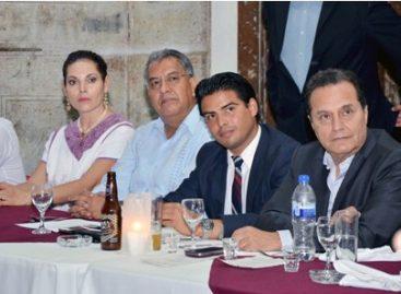 Empresarios de Oaxaca y Colchagua, Chile, buscan sinergias para el desarrollo económico de sus ciudades