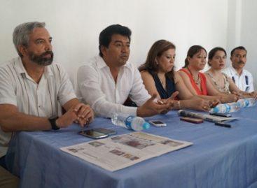 Designan a Sergio Bello Guerra, vicecoordinador del GPPAN en la LXII Legislatura de Oaxaca