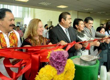 Inauguran primer Ciclo de Exposiciones Culturales 2014 en la Cámara de Diputados de Oaxaca
