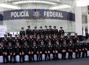 Entregan reconocimientos, estímulos y condecoraciones a dos mil 54 policías federales
