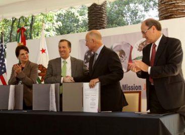 Suscriben México y California memorándum de entendimiento en materia de educación superior