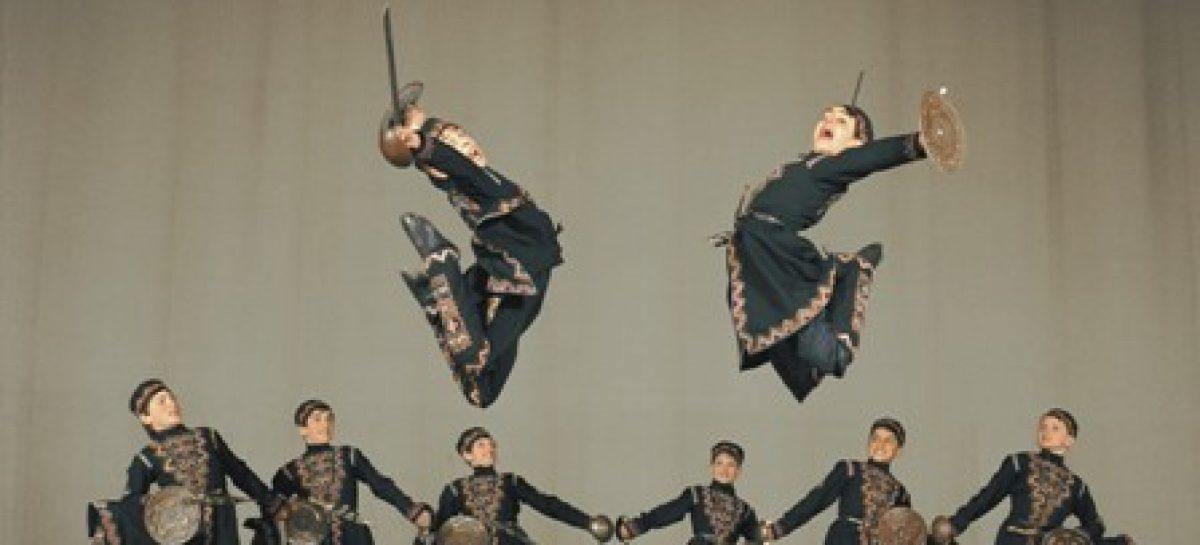Llegan virtuosos a Oaxaca, Los Niños del Cáucaso; única función en el teatro Macedonio Alcalá