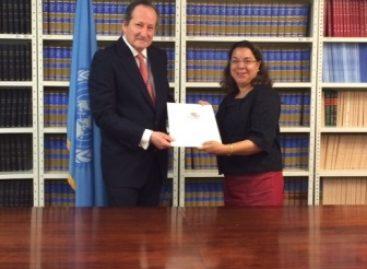 Deposita México notas para retiro de reservas a tratados en la ONU y la OEA