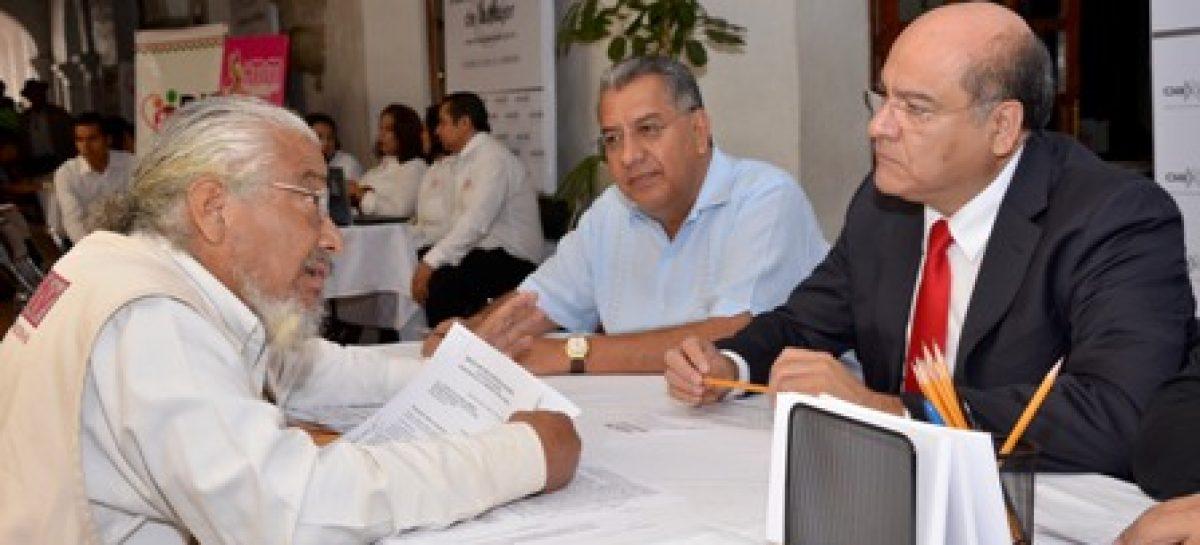 Realiza Ayuntamiento de Oaxaca de Juárez Primera Audiencia Pública