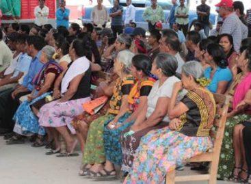 Realiza IEEPCO asambleas informativas en Guevea de Humboldt para elección extraordinaria