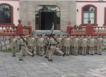 Inician adiestramiento jóvenes encuadrados en las Compañías del Servicio Militar Nacional