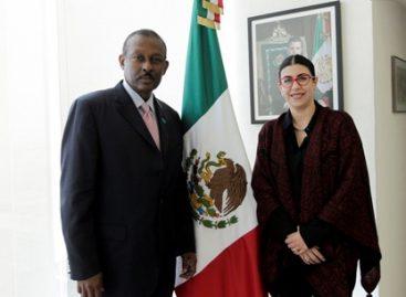 Fortalecen México y Haití vínculos bilaterales en diversos ámbitos