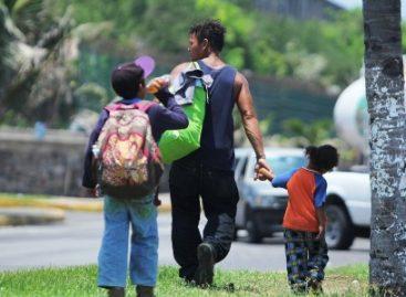 Pide senadora repatriación de niños migrantes en 24 horas: Es un asunto humanitario, dice