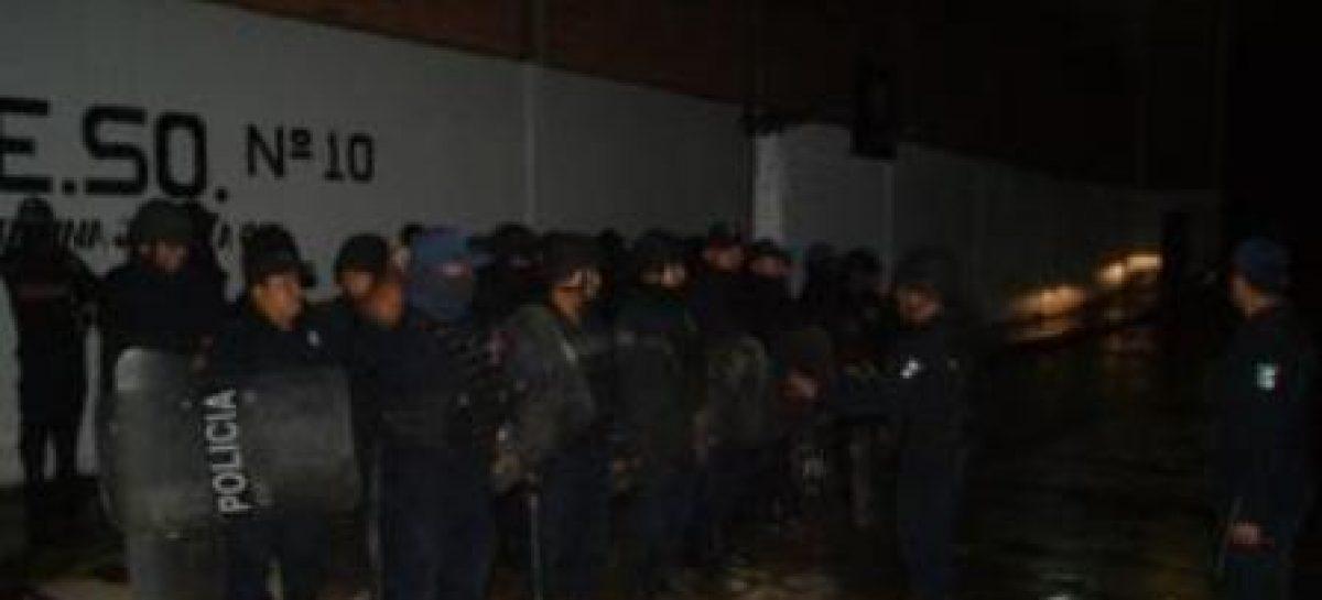 Implementan operativo de revisión en penal de Santa Catarina Juquila, Oaxaca
