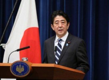 Realiza primer ministro de Japón, Shinzo Abe, visita oficial a México