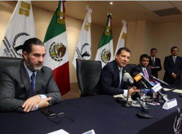 Comparece procurador de Puebla ante la CNDH por el enfrentamiento en Chalchihuapan