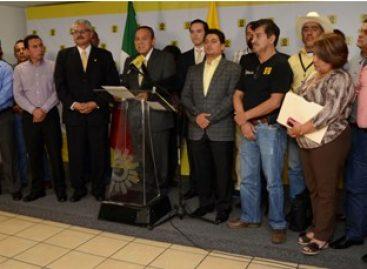 Recibe PRD 90 mil firmas que exigen la realización de la Consulta Popular sobre reforma energética