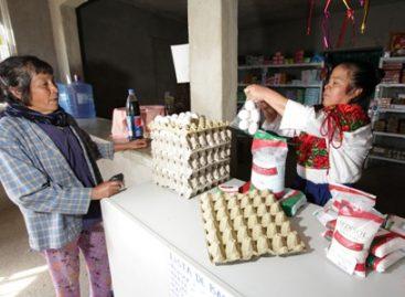 Abastece sucursal Hidalgo Diconsa a un millón de personas de 80 municipios
