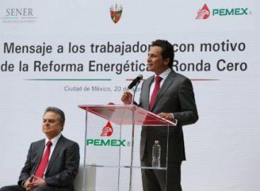 Inicia Pemex su proceso de reestructuración interna: Lozoya Austin