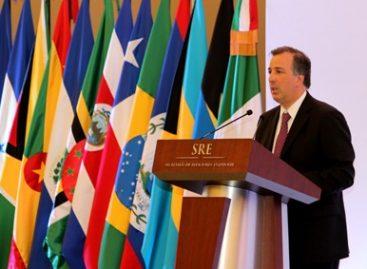 Inauguran en México el 152º Período de Sesiones de la Comisión Interamericana de Derechos Humanos