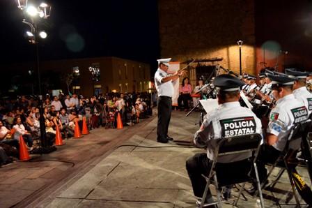 Banda de Música de la Policía Estatal