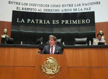 El petróleo no debe ser para favorecer trasnacionales: Grupo Parlamentario del PRD