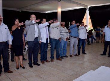 Asume Javier Villacaña presidencia de Red Regional de Municipios por la Salud de los Valles Centrales