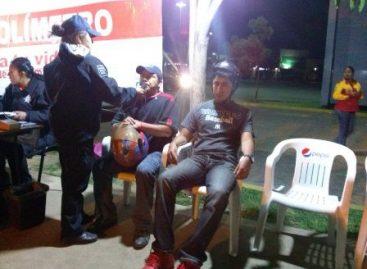 """Asegurados 13 conductores en """"Alcoholímetro"""" simultaneo en Tlaxiaco y Oaxaca de Juárez"""