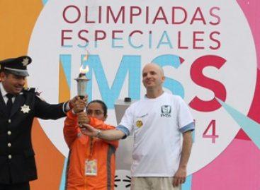 Inician los XV Juegos Nacionales de las Olimpiadas Especiales IMSS 2014