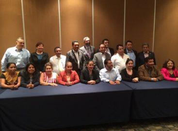 Rechazan diputados del PRD, PAN, PT Y PUP actos de violencia en Oaxaca