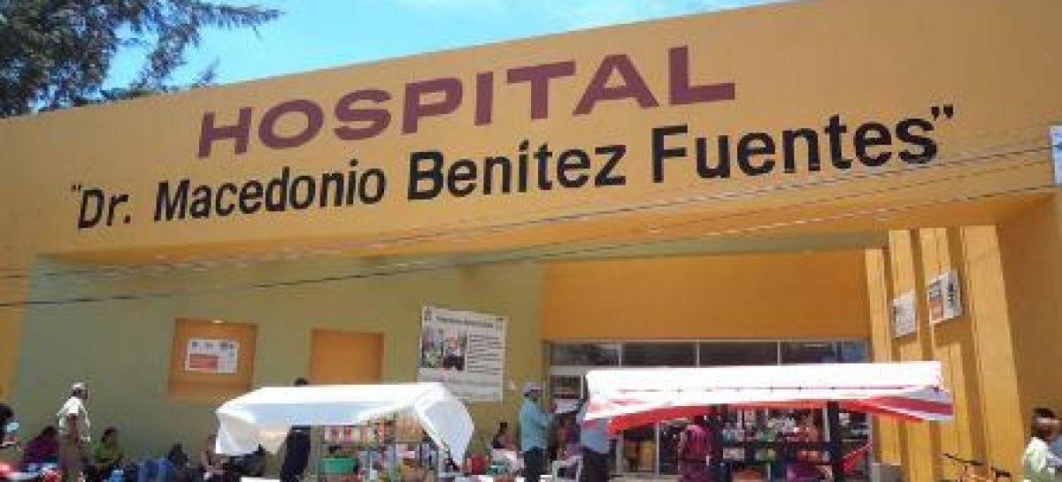 "Investiga CNDH otro caso de negligencia médica en Hospital General ""Macedonio Benítez Fuentes"", de Juchitán, Oaxaca"