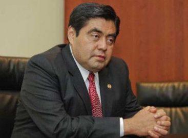 Asume Miguel Barbosa Huerta la presidencia del Senado de la República