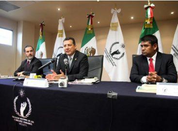 Comparece funcionario ante la CNDH para declarar sobre enfrentamiento en Chalchihuapan, Puebla