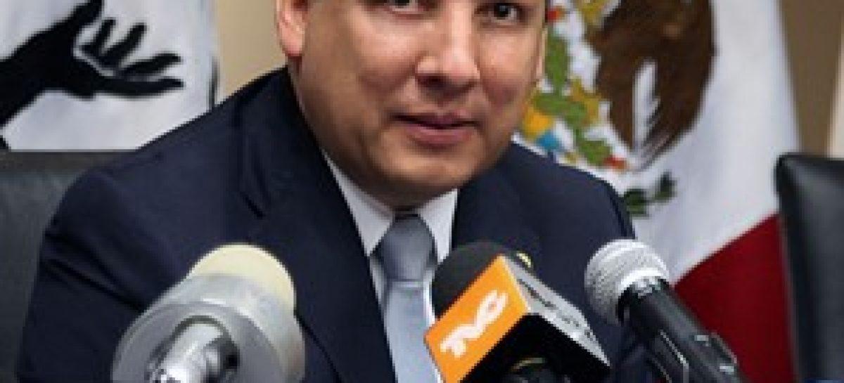 Comparece ante la CNDH el presidente auxiliar de Chalchihuapan, Puebla, para declarar sobre enfrentamiento