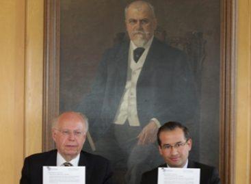 Fortalecerá DICONSA su planeación con el apoyo de la UNAM; Firman convenio de colaboración