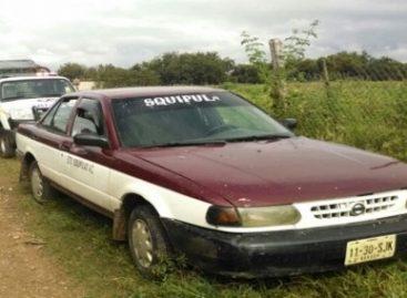Recuperan dos vehículos con reporte de robo en Zaachila y Santiago Juxtlahuaca, Oaxaca