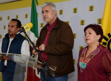 Nada tiene que informar EPN en su segundo informe de gobierno; líderes perredistas