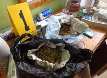 Detienen a tres personas durante un cateo en Oaxaca, aseguran envoltorios de marihuana
