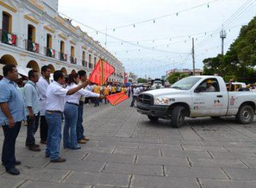 Inician Segunda Jornada de Lucha contra el Dengue en el Istmo de Oaxaca