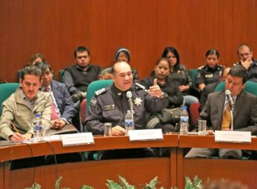 Presenta Policía Federal la División de Gendarmería a especialistas y académicos