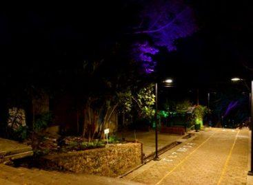 Disfrutan habitantes y visitantes embellecimiento de las escaleras de acceso al cerro del Fortín
