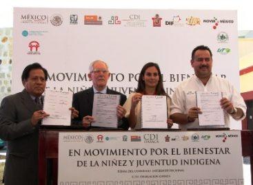 Colabora UTVCO en el fortalecimiento de la niñez y juventud indígena