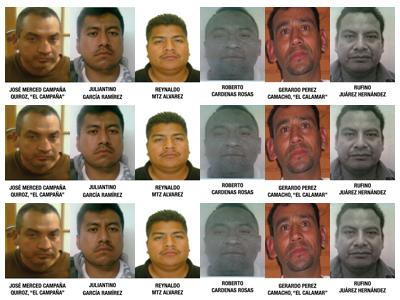 Heriberto Pazos criminales