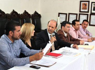 Instalan Comité Municipal de Integración de Giros Comerciales en Oaxaca de Juárez