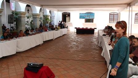 directora del Plan Maestro de la Oficina del Historiador de la Habana, Cuba