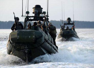 """Solicita Ejecutivo Federal permiso para que la Armada de México participe en ejercicios """"Bold Alligator 2014"""", en Virginia, EU"""