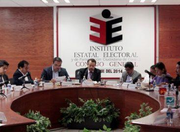 Dispuesta a consulta, memoria del proceso electoral ordinario 2012–2013: IEEPCO