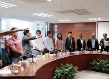 Acuerda Consejo General del IEEPCO financiamiento a tres nuevos partidos políticos, en Oaxaca