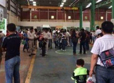 """Recibe refinería """"Ing. Antonio Dovalí Jaime"""" de Salina Cruz visita de familiares de sus trabajadores"""