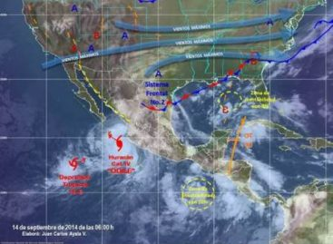 "Alcanzó huracán ""Odile"" categoría IV y seguirá provocando lluvias intensas"