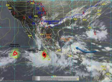 """Podría """"Odile"""" alcanzar la categoría de huracán categoría 1 en las próximas horas"""